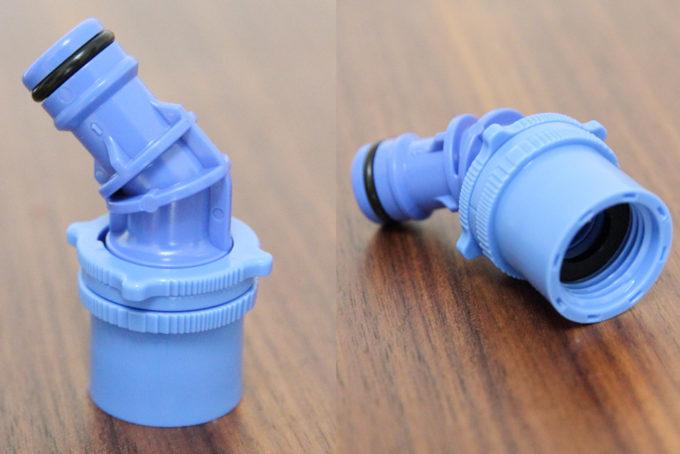 タカギ地下散水栓ニップル(品番:G076)